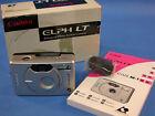 Canon ELPH LT IX 240 APS Film Camera New In Box