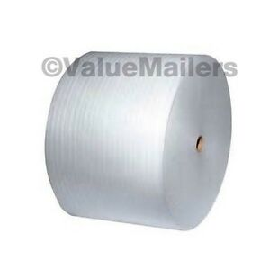 """Micro Foam Wrap 1/16"""" x 350' x 12"""" Moving Packaging Cushion Perforated Roll"""