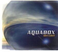 (AV508) Aquabox, Sweet Clarity - DJ CD