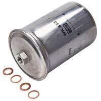 VW Volvo Saab Peugeot Lancia Ford Ferrari Bentley - Mann Fuel Filter Metal Type