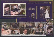 Kate, William, Royal Wedding - Aitutaki - ** MNH 2011
