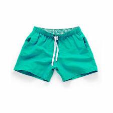 Deportes Pantalones cortos para hombre Traje de Baño Playa Piscina troncos cortos Nuevo Verano