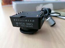 HASSELBLAD SCA 390 metz flash adapter connector dedicated TTL module 51681
