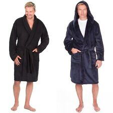 NEW Mens Pierre Roche Robe Dressing Gown Gift Nightwear Lounge Winter Autumn