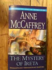 The Mystery Of Ireta by Anne McCaffrey 2003, Paperback