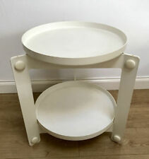 Plastic Round Vintage/Retro Side & End Tables