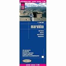 Morocco 9783831773060 Reise Know-how Verlag Peter Rump GmbH 2015 Sheet Map
