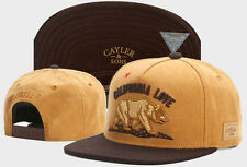 New Hip Hop Men's CAYLER Sons Cap adjustable Baseball Snapback street hat