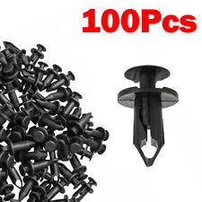 100pcs Clips for 8mm Hole GM Saturn Ford Chrysler Dodge Jeep Plymouth Lincoln