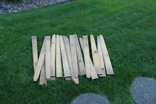 Vtg. Trapping Animal Tanning Hide Fur Stretchers--Lot of 21