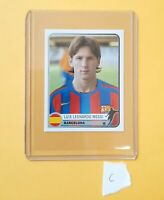 🔥LIONEL MESSI #74 🔥 ROOKIE PANINI CHAMPIONS OF EUROPE 2005 Excellent  RARE C