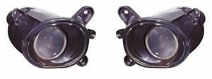 Pair Right OS Left NS Side Fog Lights H3 For VW Passat Mk4 Estate 12.00-9.05
