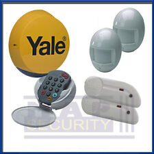 YALE HSA6200 STANDARD HOME WIRELESS ALARM OFFICIAL UK STOCKIST! SHIP DAILY!