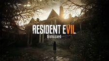 CODICE DLC Resident Evil 7 - Manicomio + Pack sopravvivenza: set Recovery PS4