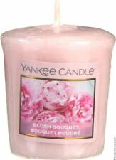 Yankee Candle Blush Bouquet Votive Candle Sampler Pink candle 45g NEW