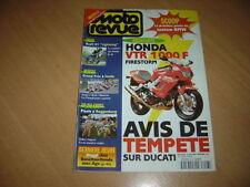 Moto revue N° 3246 Buell S1 Lighting.Honda VTR 1000 F