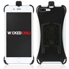 Wicked Chili Halteschale für Apple iPhone 8+ / 7+ (5,5 Zoll) für KFZ, Bike etc.