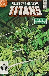 Tales of the Teen Titans #85. Jan 1988. DC. VF+.
