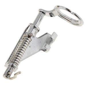 Metal Darning/Free Motion Sewing Machine Presser Foot for Low Shank Singer