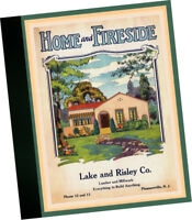 1914 Home Kraft Homes of Character CATALOG California Bungalows Architects plans