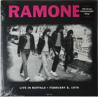 Ramones - Live in Buffalo 1979 LP 180g vinyl NEU/SEALED