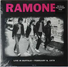 Ramones-live in buffalo 1979 LP VINILE 180g NUOVO/SEALED