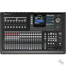 Tascam DP-32SD Digital 32-Track SD Portastudio Portable Studio Recorder dp-32