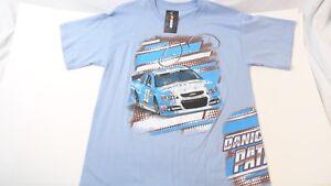 NASCAR Danica Patrick Chevrolet #10 Natures Bakery Stewart-Haas Racing Tee Shirt