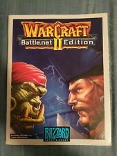 Warcraft II Battle.Net Edition Big Box Instruction Book