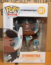Funko POP Overwatch Symmetra!!! In Hand & Ready to Ship!!!