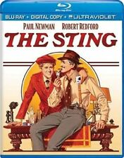 The Sting Blu-ray 1973 Paul Newman Robert Redford