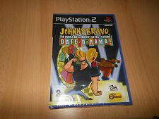 Bravo Johnny Date-O-Rama Sony PS2 Neuf et Scellé -pal Version