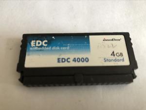 EDC 4GB embedded disk card iNNODISK EDC 4000 40pin DOM 4GB