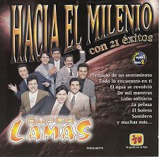 Super Lamas Hacia El Milenio Con 21 Exitos  2CD No Plastic Seal