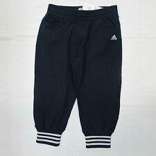 Adidas Pantaloni Donna 3/4 Mod.adipremium Art.l46555 Col.blu Tg.44 Est.2014