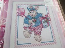 'Sweet Bunny For Little Girls' Sarah Bengry cross stitch chart(only)