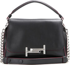 NEW TOD'S DOUBLE T NERO BAG PURSE $2000 BLACK GUARANTEED AUTHENTIC NORDSTROM