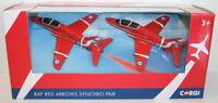 Corgi CS90690 - Royal Air Force Red Arrows Synchro Pair Diecast Models