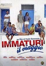 Dvd IMMATURI IL VIAGGIO - (2012) *** Contenuti Extra *** ......NUOVO