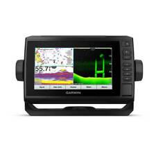 "Garmin Echomap Uhd 72Cv, 7"" Keyed-Assist Touchscreen Chartplotter Gt24Uhd-Tm"
