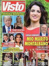 Visto 2018 9.Luisa Ranieri,Michelle Hunziker,Remo Girone,Pierfrancesco Favino