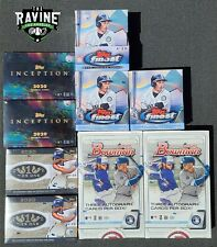 BOSTON RED SOX 2020 TOPPS MIXER 9 BOX BREAK BOWMAN TIER ONE FINEST ETC #1