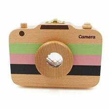 Baby Tooth Keepsake Box - Camera Shaped, Unique Baby Gift