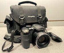Fujifilm Finepix S2980 14 MEGAPIXEL WIDE 18x 28mm fotocamera digitale & Custodia