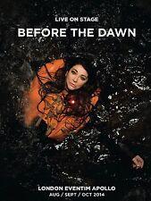 """Kate Bush Apollo Before the dawn 16"""" x 12"""" Photo Repro Promo Poster"""