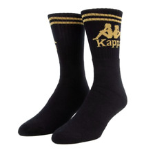 KAPPA UNISEX AUTHENTIC ASTER 1PACK 3036CN0-914 BLK/GOLD M
