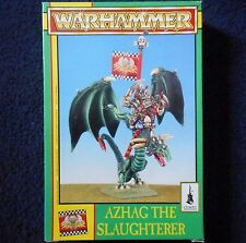 1995 Orc Azhag The Slaughterer Dungeons & Dragons Citadel Warhammer Wyvern MIB