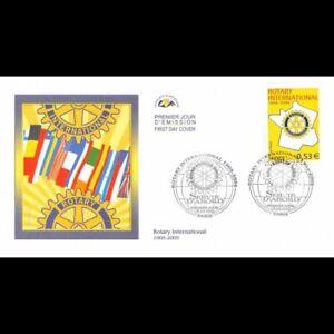 CEF - Rotary international - 19/2/2005 Paris
