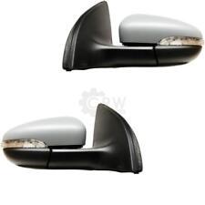 Außenspiegel Set für VW Bora Golf VI 6 Typ 1K Bj. 08-12 elekrisch 13-PIN X2F