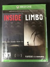 Interior/Limbo: Doble Pack Xbox One [Envío Gratuito Sin Abrir Nueva]
